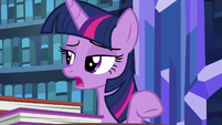 Twilight --never really works out all that well-- S6E19