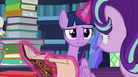 "Twilight Sparkle ""I can make it even better"" S7E26"