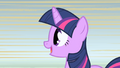 Twilight looking at her friends S1 opening.png