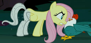 Angry fluttershy 2