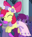 Apple Bloom flower filly ID S2E26