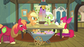 Apple family at table S3E08.png