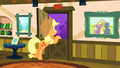 Applejack planning the reunion to herself S3E8.png