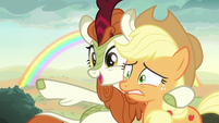 Autumn Blaze -take it away, boys!- S8E23
