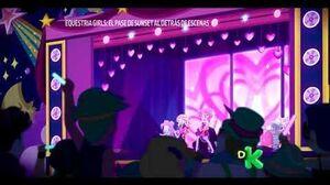 CANCIÓN MLP Equestria Girls - Perfecto y Real HD