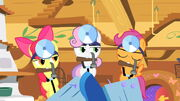 Cutie Mark Crusaders Com Martelos S01E17