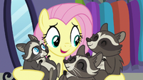 "Fluttershy ""I'm sure they'll help me"" S8E4"
