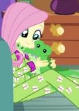 Fluttershy pajamas ID EG2