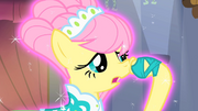 Fluttershy picks her nose S1E20