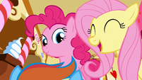 Fluttershy thanks S01E23