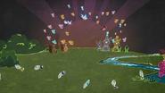 K16 Zwierzęta śpiewają do muzyki wykonanej przez Pinkie Pie