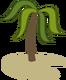 Palm island cutie mark by rildraw-d4aiqwx