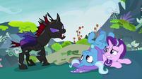 Pharynx -I've captured these trespassers!- S7E17