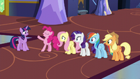 Pinkie -Making friends is always fun- S5E11