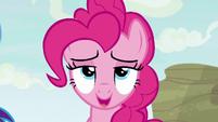 "Pinkie Pie ""Memorial Library"" S9E6"