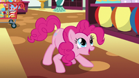 "Pinkie Pie ""overthinking things"" S7E12"