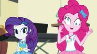 "Pinkie Pie ""whack-a-doodle-doo"" EGDS5"