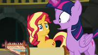 "Princess Twilight ""hid it to keep anypony else"" EGFF"