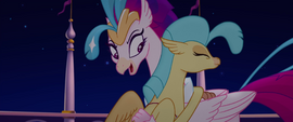 "Queen Novo ""you are so grounded!"" MLPTM"