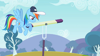 Rainbow Dash -Not agile- S2E07