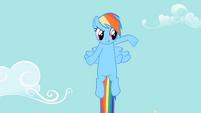 Rainbow Dash robot 2 S2E8