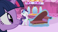 Rarity Dramatic Sofa Time S2E3