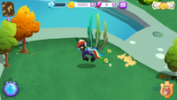 Shadowbolt Rainbow Dash in-game MLP mobile game