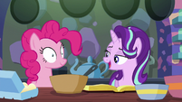Starlight Glimmer --you can take it from here-- S6E21