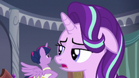 Starlight Glimmer admitting -not great- S7E10