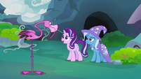 Starlight Glimmer impressed by Thorax's efforts S7E17