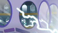 Thundercloud creates lightning off-screen S6E11