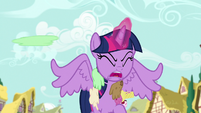 "Twilight Sparkle ""both of you, stop!"" S7E14"