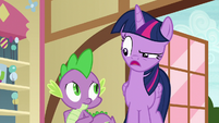 "Twilight Sparkle ""you doubted me"" S7E3"