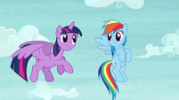 Twilight comes to Rainbow S5E5