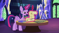 Twilight writing potential friendship lessons S6E1