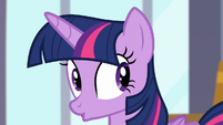 Twilights hears Celestia S4E01