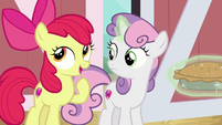 """Apple Bloom """"when I'm lookin' for somethin'"""" S9E23"""