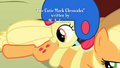 Apple Bloom looks at Applejack's cutie mark S1E23.png