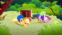 CMC and Applejack S1E23