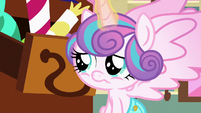 Flurry Heart looking hopeless S7E3