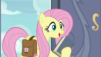 "Fluttershy ""I just stopped by to thank you"" S9E21"