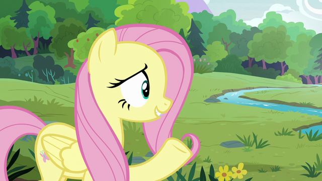 "File:Fluttershy ""the animals can return to the forest"" S7E5.png"