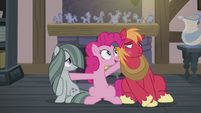 Pinkie Pie -you too, right, Big Mac-- S5E20