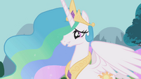 Princess Celestia -have to wait for another time- S1E10