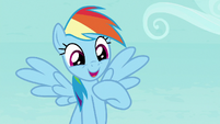 Rainbow Dash -with class run my way- S8E2