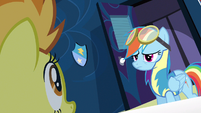 Rainbow Dash no disrespect S3E7