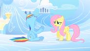 S01E16 Rainbow Dash panikuje