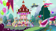 S06E19 Przyjęcie w Ponyville