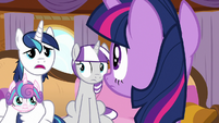 "Shining Armor ""you don't have to do that"" S7E22"