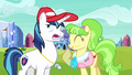 Shining Armor nauseated face S03E12.png